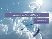 Introduction to Amazon CloudWatch