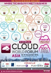 Cloud world forum APAC brochure