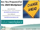 Clo Webinar: Are You Prepared For The 2020 Workplace