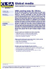 CLSA AsiaUSA Forum takeaways: USA p...