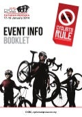 OCBC Cycle Malaysia Info Booklet