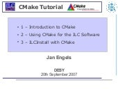 C make tutorial
