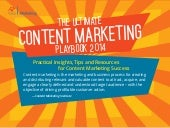 The Ultimate Content Marketing Playbook 2014