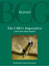 The CMO Imperative - Tackling New D...