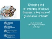 Emerging and re-emerging infectious...