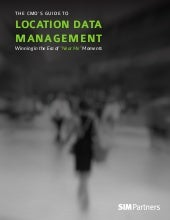 CMO's Guide to Location Management