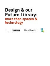 UTS future library: more than spaces & technology