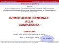 Complexity education by Valerio Eletti (4/4)