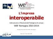 L'impresa interoperabile