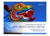An Advertiser's Overview of China's...