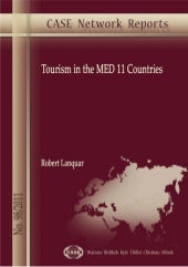 CASE Network Report 98 - Tourism in the MED 11 Countries