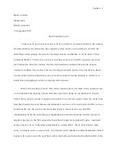 Coaching research paper