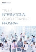Coach training program
