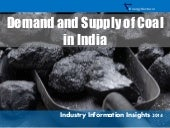 Coal - Demand & Supply