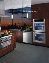 Coast Wholesale Appliances First Quarter 2013 Report
