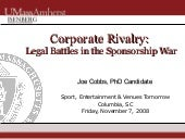 Corporate Rivalry: Legal Battles in...
