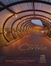 2008 City of Corona Economic Develo...