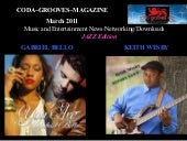 Coda Grooves Magazine  Issue March ...