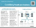 CodeBaby Healthcare Solutions Data Sheet