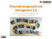 Personalmanagement und Management 2.0