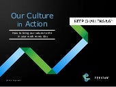 Cognizant Cultural Values