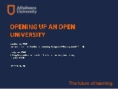 Opening Up an Open University