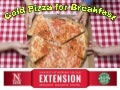 Cold Pizza for Breakfast - Food Safety Tips for Teens