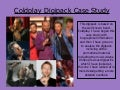 Coldplay Digipack Case Study
