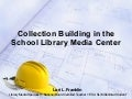 Collection Building In The School Library Media Center