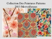 Collection des peintures patterns 2...