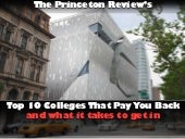 Top Colleges That Will Pay You Back