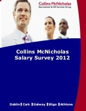 Collins Mc Nicholas National Salary...