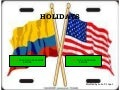 Colombia and usa traditions