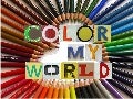 Colour my world