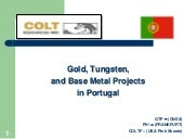 Colt investor presentation July 2nd...