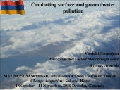 Combating surface and groundwater p...