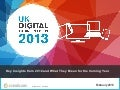 UK Digital future in focus 2013 comeScore