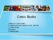 Comic books 2007