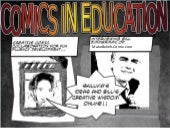 Comics in education