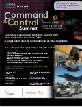 Command & Control Summit June 24-26 Georgetown Conference Center Washington,DC