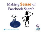 Making Sense of Facebook for Online Retailers