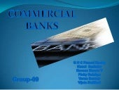Commercial banks final