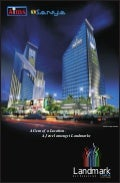 Commercial project by landmark sector 15 noida call 09958959555