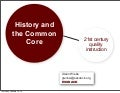 Common Core & Social Studies Grades 3-5 2012