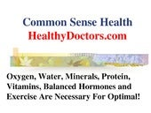 Common Sense Health Focuses On The ...