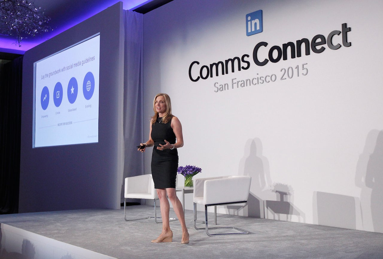 Comms Connect SF 2015: Activating your Employee Base