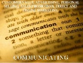 Marketing Communication and IMC