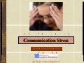 Communication Stress