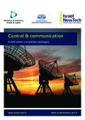 WATEC ISRAEL, Israeli water companies for Communication & control