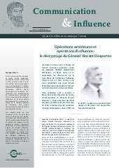 Communication & influence n°40 (01/...